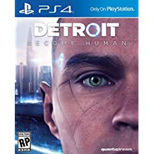 Detroit: Become Human - PS4 Digital Code