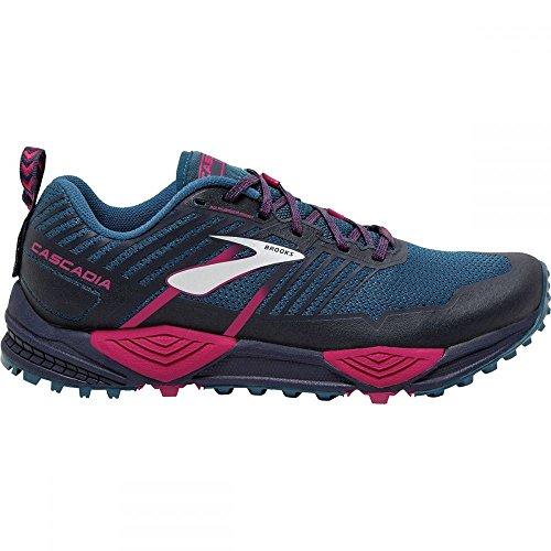 (ブルックス) Brooks レディース ランニング?ウォーキング シューズ?靴 Cascadia 13 Trail Running Shoe [並行輸入品]
