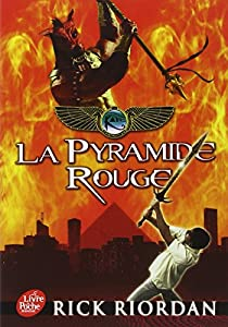 "Afficher ""Kane chronicles n° 1 Pyramide rouge (La)"""