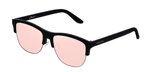 Black gafas Flat De Diamond UnisexNegrorosa Classic Hawkers Rose Gold Sol RjL35A4q