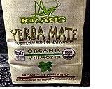 Eco Teas Organic Teas Kraus Unsmoked Yerba Mate 1/2 lb.