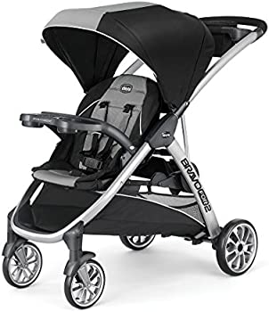 Chicco BravoFor2 2-PASSENGER Double Stroller