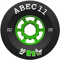 ABEC 11 refly 90mm 74A Black