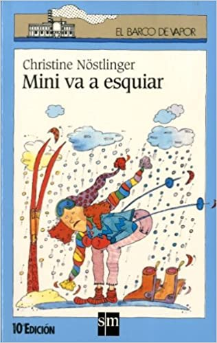 Mini va a esquiar (Barco de Vapor Azul)