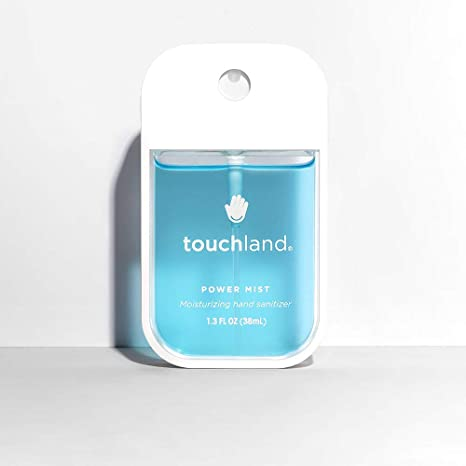 Touchland Power Mist Hydrating Hand Sanitizer Spray Mint Amazon