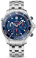 Omega Seamaster Diver 300M Co-Axial Chronograph Mens Watch 212.30.42.50.03.001 from Omega