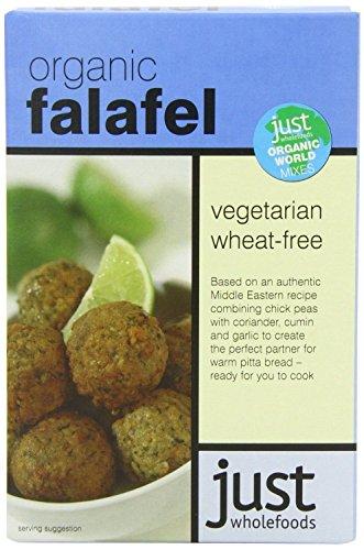 Spice Falafel (Just Wholefoods - Organic Falafel - 120g)