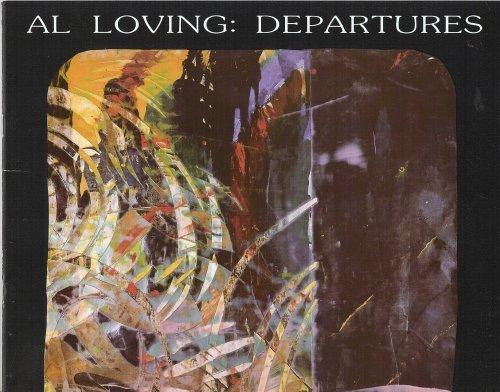 Books : Al Loving: Departures