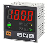 Autonics TC4M-14R Temp Control, W72 x H72, Single display 4 Digit, PID Control, Relay & SSR Output, 1 Alarm Output, 100-240 VAC