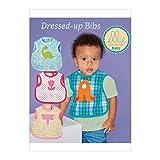 KWIK-SEW PATTERNS Kwik Baby Bib Sewing Pattern by