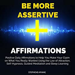 Be More Assertive Affirmations