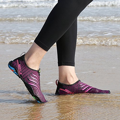Women's Women's Purple Water Purple Putu Putu Women's Shoes Shoes Putu Water XUxq0