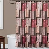 Saturday Knight Q1071000200001 Grace Shower Curtain