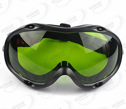 EP-8-10 405nm-445nm-473nm UV Blue 808nm-1064nm Laser Protective Goggles Glasses CE OD5+