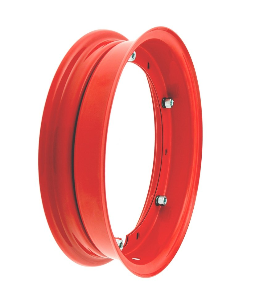 RMS Wheel Rims for Vespa 50 ET3 PX PK, Red, 10 inches