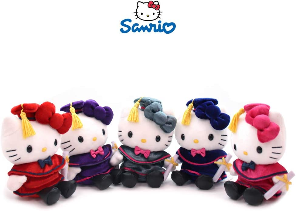 New Free Shipping Hello Kitty Graduate Figurine