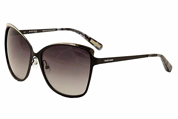 Amazon.com: Guess By Marciano gm725 gm/725 BLK-35 Negro Cat ...
