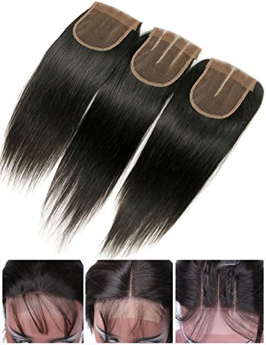 Front Closure Piece Straight Natural product image