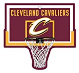 Cleveland Cavaliers Basketball Hoop Sign NBA