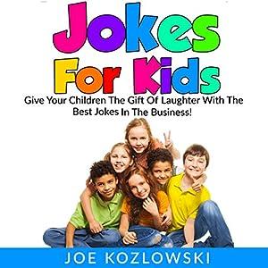 Jokes for Kids Audiobook