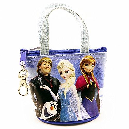Chaveiro Porta Moeda Frozen - Disney