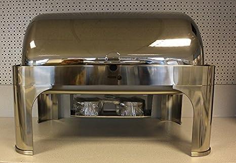 Fagor CDRT - Chafing Dish, calentador de platos - GN1/1 Acero Inoxidable 10