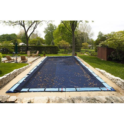 Arctic Armor Leaf Net - Arctic Armor Leaf Net for 16ft x 24ft Rectangular In-Ground Pools