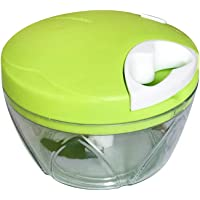 Manual Food Chopper, Hand-Hold Chopper/Mixer/Blender for Fruits/Vegetables/Onions/Baby Food, 350ml by ChoiHope