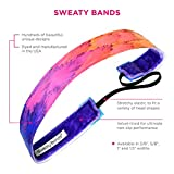 Sweaty Bands Womens Girls Headband - Non-Slip
