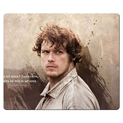 Excellent for All Mouse Types Outlander Rubber & Cloth Antislip Gaming Mouse Pad 26x21cm 10x8inch