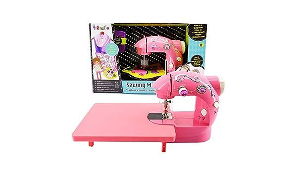 shengshiyujia Máquina de Coser del Juguete de los niños eléctricos ...