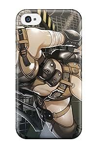 Nannette J. Arroyo's Shop Premium Combat Arms Back Cover Snap On Case For Iphone 4/4s 7445807K68804526