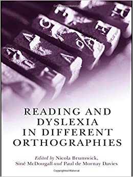 Book Reading and Dyslexia in Different Orthographies