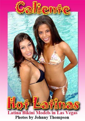 Hot latina bikini models vant
