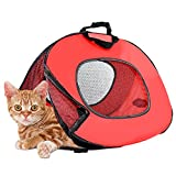 ANG Pet Toy and Carrier - Dog Tug Toy - Cat Feather Toy - Cat Cradle Bed - Cat Scratching Post - Cat Carrier
