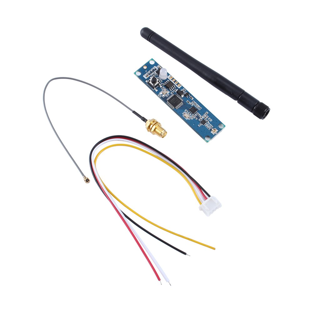 Transmisor inal/ámbrico DMX512 PCB m/ódulo placa LED controlador emisor receptor