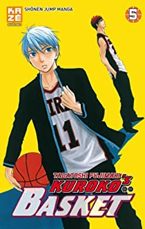 Kuroko's Basket, tome 5 par Fujimaki
