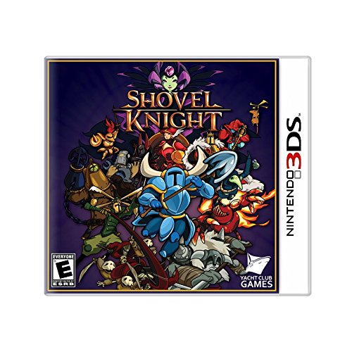 Shovel Knight Treasure Trove - 3DS [Digital Code]
