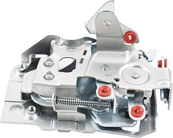 Astro Safari 96-97 OEM Ignition Door Rear Key Lock Cylinder Set Black 3 GM Keys