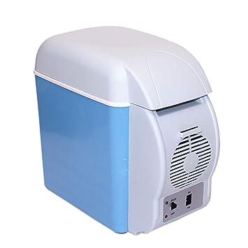 LXDDB 7.5l Mini refrigerador para Autos Casa portátil de Doble Uso ...