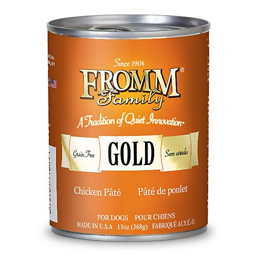 Fromm Grain Free Dog Food Calories