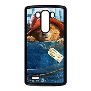 paddington poster LG G3 Cell Phone Case Black Customized Toy pxf005-3430611