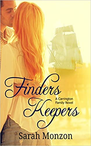 Finders Keepers (A Carrington Family Novel Book 1)