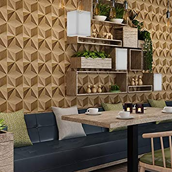Amazon Com Hairdressing Shop Wallpaper Personality 3d Fashion