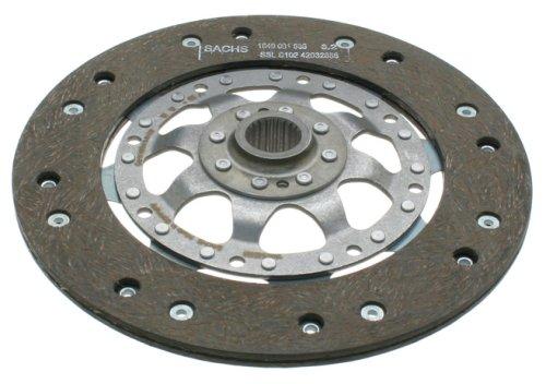Sachs Clutch Disc W0133-1610757-SAC