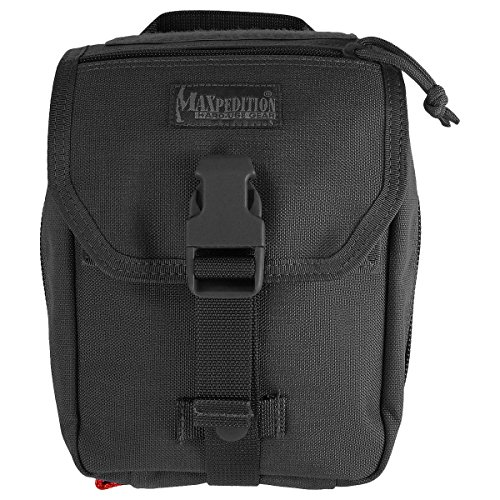 Maxpedition F.I.G.H.T Medical Pouch, Black
