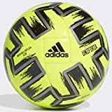 adidas Men's Uniforia Club UEFA Soccer Ball
