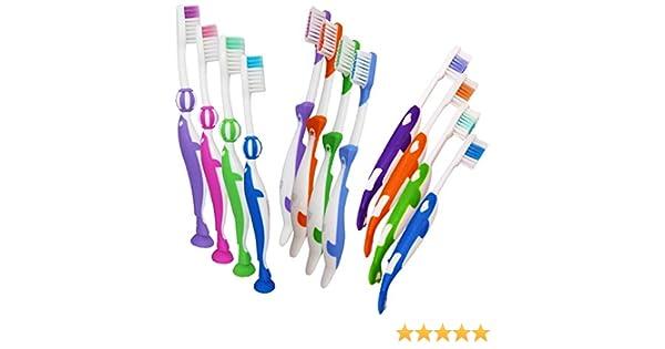 Cepillos Dentales para Niños ~ Paquete de 12 al Mayor (Set de Animales Marinos): Amazon.es: Salud y cuidado personal