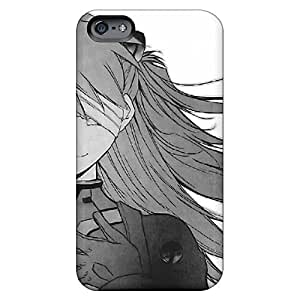 Covers phone case skin Eco-friendly Packaging Sanp On iphone 6 4.7 /6 4.7s - evangelion asuka langley soryu
