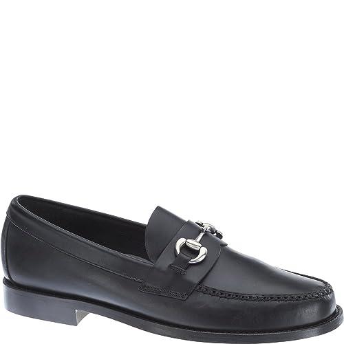 Sebago Men'S Heritage Bit Men'S Brown Loafers With Buckle In Size 43.5 E Brown uNZ53vQdAn